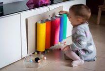 Montsessori -jocs / Montessori