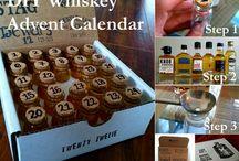Adventní kalendář / Advent calendar DIY
