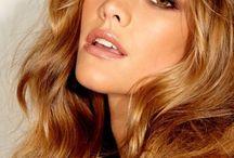Nina Agdal - Facial Shots