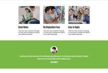 student loan landing page