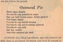 Vintage Recipes / by Desiree Bailey
