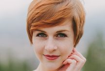 Red Hair / Hair color  / by Jackie Tibjash