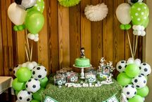 fiesta decoración