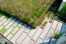 • secret garden•outdoor space • / by Emily K. Trusela