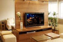 A painel TV sala