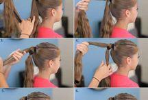 coiffure filles