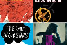 Teens_YA Books in the News / Links and lists from the internets / by St. Louis County Library