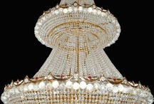 Chandelier / by Arcadia Floral & Home Decor - Houston TX
