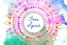 I free-spirited I