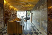 retail design / by Barbara Gamelas