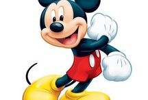 Love my Mickey Mouse / by Marilyn Torres