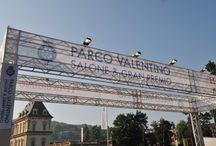 Salone Auto Torino 2015 / Salone dell'auto all'aperto al Parco del Valentino Torino