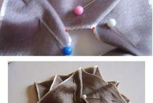 Fiori / Fiori di stoffa, carta...