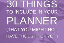 Planners!