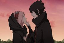 sasusaku moments
