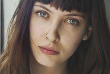 Natural woman! / Natural woman! No make up! models test shoot