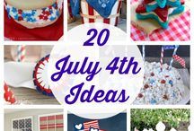 4th of July / July 4th Holiday ideas! / by Hibbett Sports®