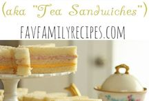 Tea Party Food / by Divas Can Cook