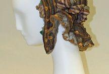 1860-1865 - Headwear - Extant Bonnets