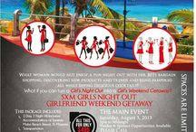 St. Maarten Girls Night Out