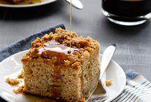 gebakjes/taart