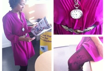 Holman Fashion / Showcasing daily fashion trends as worn by our fabulous Holman team, AND our sources for inspiration!