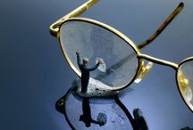 Quick Tips / Glasses care, contact lens care, tips on keeping your eyes healthy!