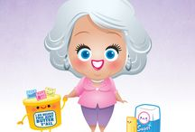 Paula Deen & Sons / by ~ Alanna ~