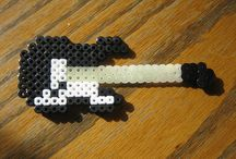 Perler beads / by Krista Webster