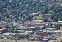 La Junta, Colorado... my hometown / was born and raised here