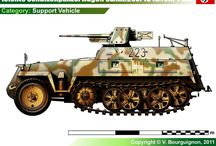 Sd.Kfz.250,251 and more