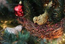 Mesas de Natal & Ano Novo / Mesas decoradas para Natal e Reveillon \ Ano Novo