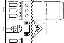 dyi papercraft