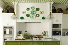 Kitchen Inspiration / by Amanda Niederhauser/Jedi Craft Girl