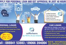 Best Personal Loans In Bangalore At Lowest Rates / Callforloans.co.in is one of the leading loan consultants in and around Bangalore.Specialized in dealing with personal loan and car loans in Bangalore at affordable rates. Click : http://www.callforloans.co.in/