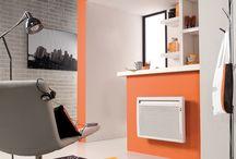 Chauffage et Radiateurs design / Quels chauffage choisir lorsqu'on a une décoration moderne et design? L'équipe Batinea partage avec vous ses coups de cœur pour rester au chaud tout l'hiver en profitant d'équipements en accord avec son intérieur.