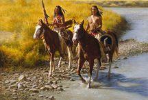 Alfredo Rodriguez képei / Észak-Amerikai Indiánok