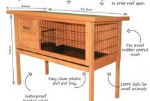 Homes For Your Pets / Shelters, hutches, coops, kennels and runs for your pets.