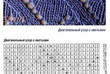 Vzory - pletení