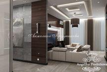 Интерьер квартиры в стиле Модерн Мосфильмовской / Современный дизайн интерьера квартиры на Мосфильмовской разработан в каноне модерн. Каждая комната выдерживает общий стиль и подчёркивает преимущества этого направления. Интерьер квартиры включает в себя интересные дизайнерские решения, стилистически правильно подобранный декор. Общая гармония композиции и мягкие оттенки полностью раскрывают стиль модерн.