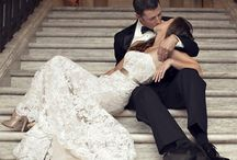 Group: Wedding Dresses and Rings