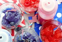 Summer Holiday Recipes! / From Memorial Day and the 4th of July to Labor Day, these treats are guaranteed to make your summer holidays the best they can be! / by Jocelyn (Grandbaby Cakes)