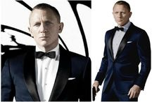 Daniel Craig as James Bond / by Angel Jackets