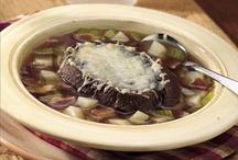 Recipes - Soup/Salad / by Brenda Wynn