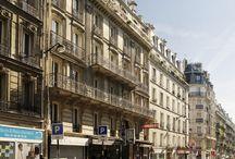 I3F (Immobilière 3F) / Réhabilitation d'un immeuble parisien en logements sociaux (en site occupé) - Maitre d'Ouvrage : I3F 2 300 m² Coûts : 1,7 M€ Année : 2007