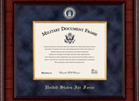 Military Frames for Heroes / What could be more honorable than serving your country? At Church Hill Classics, we are inspired to commemorate and recognize military achievements and special honors of those who serve in the United States military. Learn more about our military frames at www.diplomaframe.com/MilitaryFrames / by Church Hill Classics