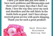 Microwave Heating Pad Review, Ferapeutic