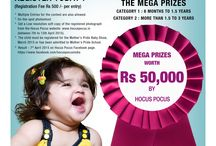 The Most Photogenic Baby Contest March 2015 / Hurry! Register your kid for The Most Photogenic Baby Contest March 2015. Contact: 7838653025
