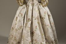 18th century female fashion