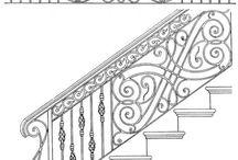 Лестницы усадьбы